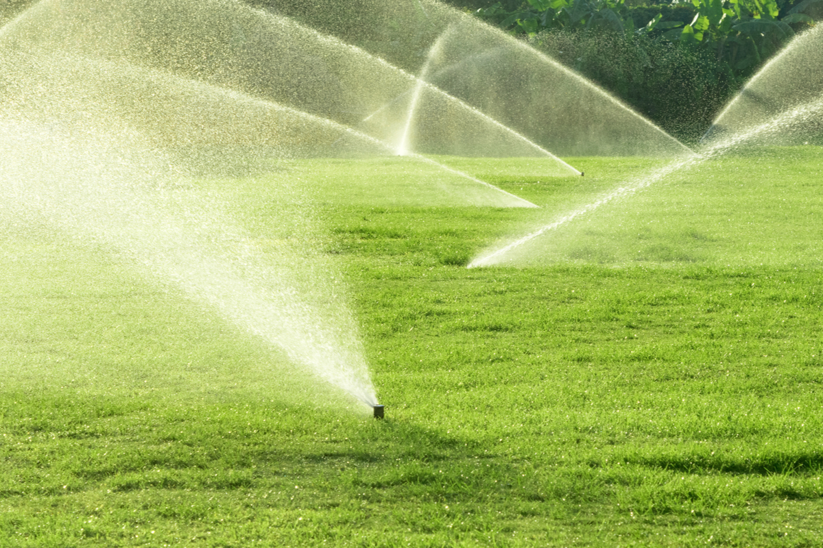 Three Reasons To Switch To An In-ground Sprinkler System