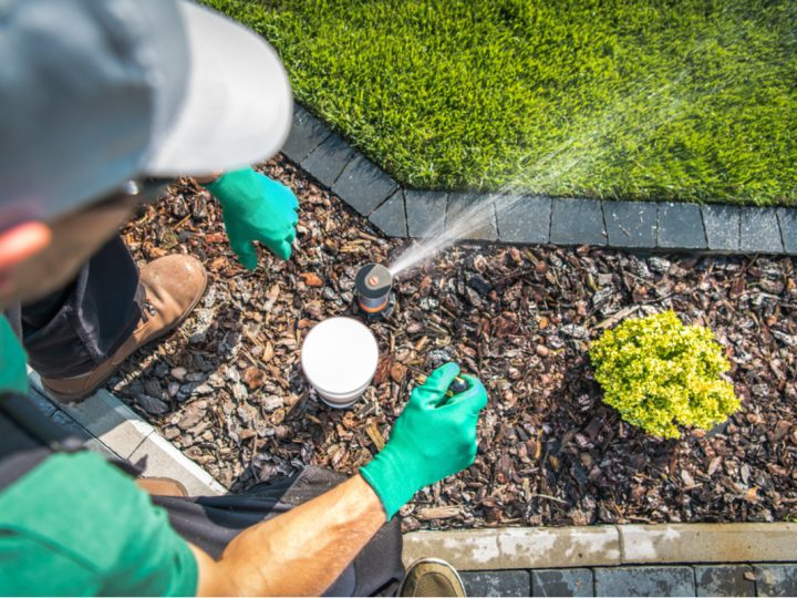Possible Reasons Why Your Sprinkler System Has Low Water Pressure